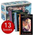 A Series of Unfortunate Events Collection - 13 Books £19.99 @ Book People + £3.50 Delivery
