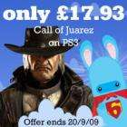 Call of Juarez - Bound in Blood PS3 £17.93 delivered @ The Hut from 5pm tonight