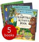 Gruffalo Activity Collection - 5 Books £4.99 delivered @ The Book People