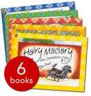 Hairy Maclary and Friends Collection - 6 Books rrp £29.95, £6.99 delivered @ The Book People with code