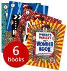 Where's Wally? The Solid Gold Collection - 6 Books £6.99 delivered (with code) @ the Book People