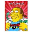 The Simpsons: Complete Season 12 (DVD Boxset) (PreOrder for 28/09/09) £19.99 + Free Delivery @ CDWow