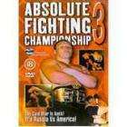 Absolute Fighting Championship 3 DVD only £1.99 delivered @ CD-WOW