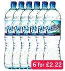 Buxton Still Natural Mineral Water, 1.5L - 43p or 6 For £2.22 (37p ea) @ Lidl