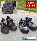 Lidl clipless cycling shoes half price, plus other cycling clothing