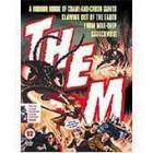 THEM! [1954] Classic Sc-fi Dvd only £1.99 @ Cd-wow