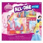 Disney all in one art sets (Cars & Disney) £6.60 + Free Del @ Debenhams + Quidco