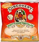 Discovery Flour tortillas - 2 packs for £1 @ Asda