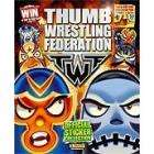 World Thumb Wrestling Stickers - Cheap Filler 35p @ Amazon
