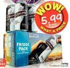 10 440ml cans of Carling at Netto £5.99