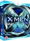 X-Men Quadrilogy Blu Ray Boxset - All 4 Movies - BLURAY -  £30.97 delivered @ Woolworths Entertainment (Pre-Order)