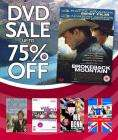 DVD Sale - Up To 75% Off