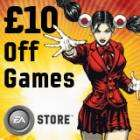 £10 voucher for EA Store which can be used with EA PC Game Sale £5 each