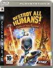 Destroy all humans and others on clearance - £13.41 @ DVD.co.uk