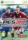 Pre-Order PES10 Pro Evolution Soccer for PS3 and XBOX360 £29.93 + Free Delivery + 3.5% Quidco @ The Hut