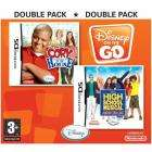 High School Musical: Making the Cut and Cory in the House (Nintendo DS)  only £7.30 at amazon