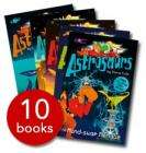 Astrosaurs Collection - 10 Books £9.99 delivered @ The Book People