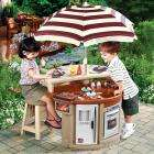 Step 2 Bistro Grille Kitchen half price at £49.99 from Step2UK