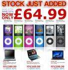 Save 52% on refurbished [12 months guarantee] Apple Ipod Nano 8gb @ Bargain Crazy, £64.99 with code