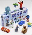 Free Disney Pixar Figure Collection in next weeks Sun