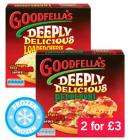Goodfella's Deeply Delicious Pizza 2 for £3 at Lidl