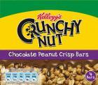 Kellogs Crunchy Nut Chocolate Peanut Crisp Bars - 3 for £1 @ Home Bargains