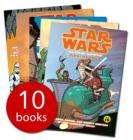 Star Wars Clone Wars Adventures Collection (10 Books) £9.99 delivered @ The Book People