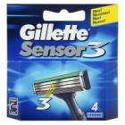 Gillette Sensor 3 Cartridges 4's@Tesco only £3.81