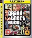 Grand Theft Auto IV Platinum ( PS3 ) £12.99 ( HMV )