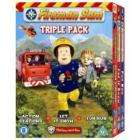 Fireman Sam Triple Pack Of DVD's for only £4.98 at Amazon.co.uk