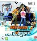 Family Trainer: Extreme Challenge (with Game Mat) for Wii £23.99 + 6% Quidco Delivered - Back in stock