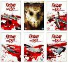 Friday the 13th 2009 Remake DVD £6.99 at Play.com or £6.71 with Quidco. Also, Parts 4-8 £2.99 each or £2.87 with Quidco