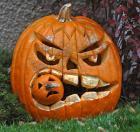 Large Pumpkin @ Tesco Now 80p =]