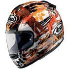 Arai Chaser Jungle White Helmet + Free bag! @ LidsDirect £239