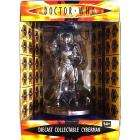 """Doctor Who (Diecast) Die Cast 6"""" Cyberman Action Figure RRP £24.99 only  £3.99 instore @ Home Bargains"""