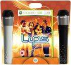 Lips with 2 Wireless Mics (XBOX 360) - Preowned £24.99 @ Gamestation