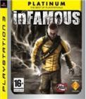 inFamous - Platinum (PS3) £15.99 + Free Del @ BlahDVD