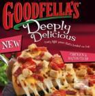 Goodfella's Pizzas - Half Price Tesco In Store