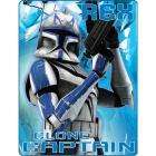 CharacterWorld Clone Wars Trooper Fleece Blanket £5.99 delivered at Amazon