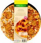 Tesco Italian Margherita Pizza & Pepperoni Pizza 372G - £1