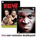 WWE ECW One Night Stand 2006 and 2007 and barely legal 3 dvd set £10.99