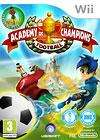 WII ACADEMY OF CHAMPIONS £9.95 DELIVERED AT ZAVVI
