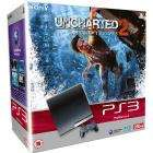 PlayStation 3 Slim Console (250GB) with Uncharted 2 plus 1 selected game = £284.99 @ Amazon