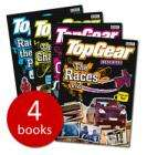 Top Gear Best Bits Collection - 4 Books - £4.99 delivered @ The Book People