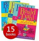 Roald Dahl Collection - 15 Books only £15.99 (or £15.19 with voucher) + Free Delivery @ The Book People