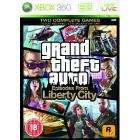 Grand Theft Auto: Episodes from Liberty City (Xbox 360) £23.36 delivered @ Amazon