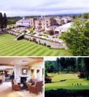 De Vere Slaley Hall Northumberland B&B Suite and wine £79 per room
