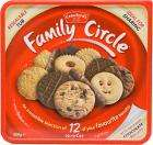 Budgens Family Circle 900g half price £2.74 instore - leicester groby