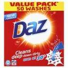 Daz 3.4kg Box - 50 washes normally £8.98 will be £5 until 20th November @ Asda