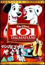 101 Dalmatians: Platinum Edition: 2DVD £6.49 + Free Delivery @ HMV